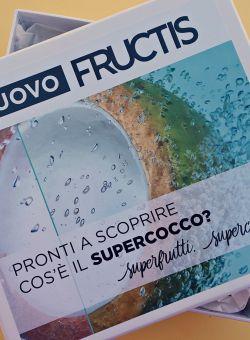 Garnier Fructis #superfrutti #supercapelli